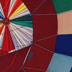 Ballon underneath